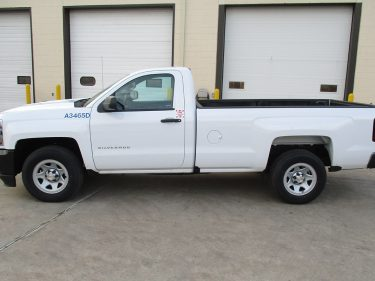 1 2 Ton Pickup Truck Driver Side Single Cab