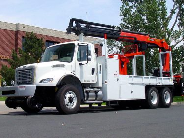 Flatbed, Grapplers, and Cranes